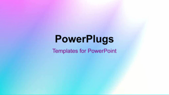 PowerPoint Template - Organic background